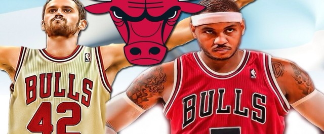 NBA Free Agency: Will the Chicago Bulls Strike Out Again?