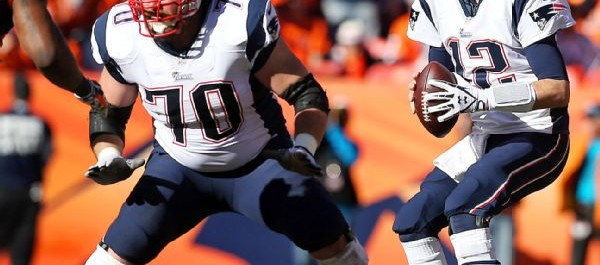 The Patriot Way claims Logan Mankins