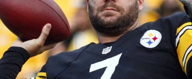 While you were worried about Greg Hardy and Ray McDonald, Ben Roethlisberger got cashed out!