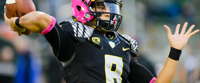 2015 NFL Draft: 5 most likely candidates to draft Marcus Mariota