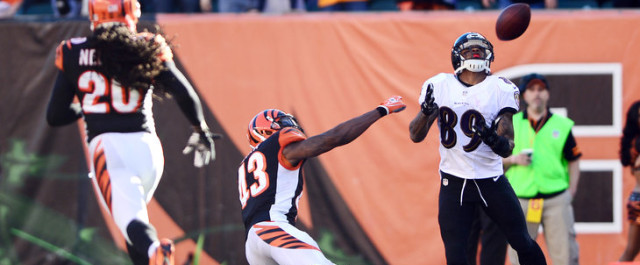Steve Smith's offensive pass interference call saved my fantasy team this week