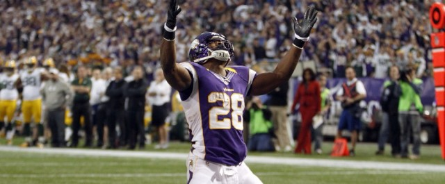 NFLPA wants eligibility granted for Adrian Peterson