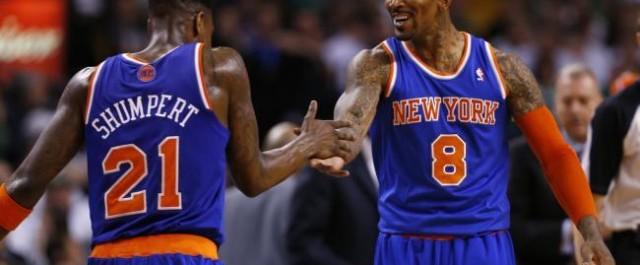 Knicks Choose Rebuilding Path, Dump Shumpert, Smith