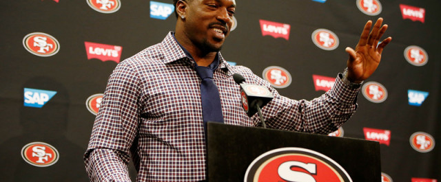 Watch: Patrick Willis retirement press conference