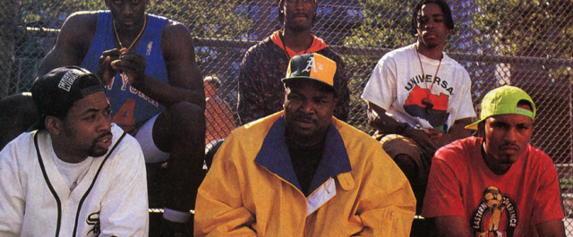 Throwback Thursday: Diamond D video featuring Anthony Mason