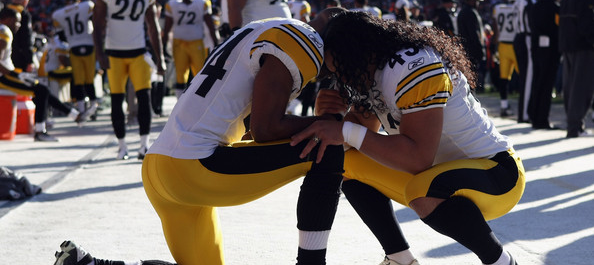 Troy Polamalu and Ike Taylor hang up the cleats within a week of each other