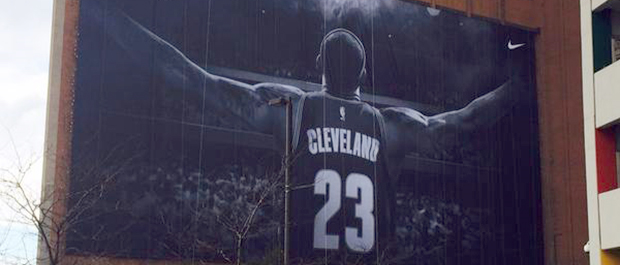 Cleveland can be proud of the Cavs