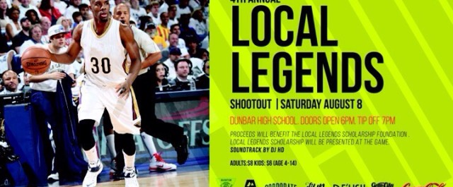 4th Annual Local Legends Shootout