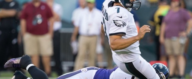 Who does Sam Bradford think he is?