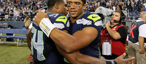 Seahawks give four year extensions to Wilson and Wagner