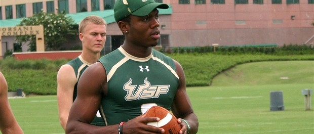 USF Hoping Woulard Gets Eligibility for Much-Needed Depth