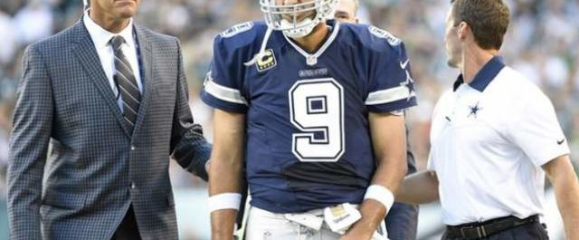 First Dez Bryant, Now Tony Romo, who is going to keep the Cowboys offense afloat?