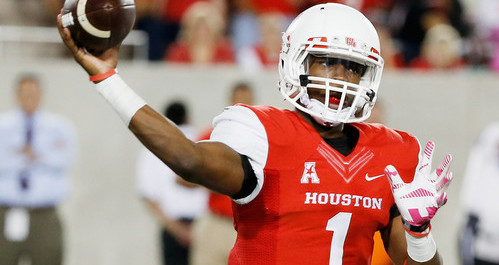 Houston Cougars Offense Primed for an H-Town Takeover