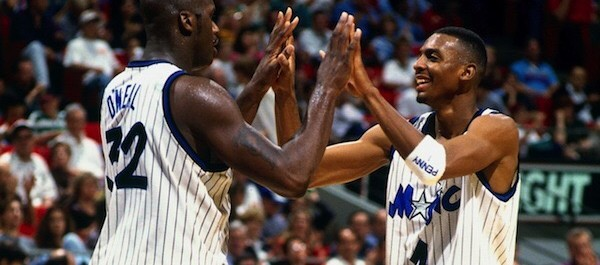 Shaq Week: The Dynamic Duo of Shaq and Penny