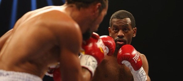 TFON Interview with rising light welterweight boxer Jamel Herring