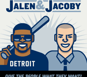 Watch: Jalen and Jacoby's First ESPN Radio Show