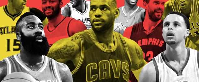 The 2015-2016 NBA Superlatives