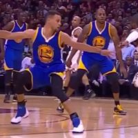 Ankle Insurance: Kyrie Irving claims Splash Brothers
