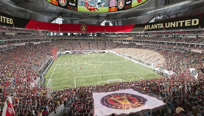 Atlanta prepares to #UniteAndConquer in Major League Soccer