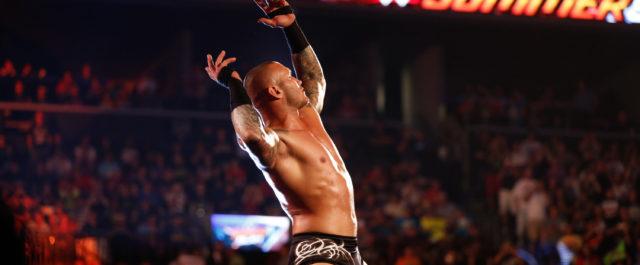 Video: Randy Orton RKO's son