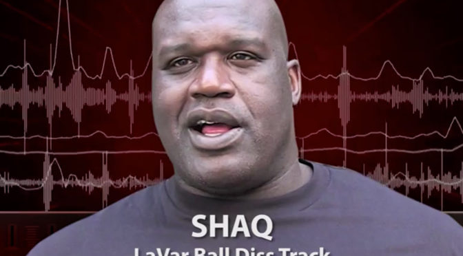 Audio: Shaq disses LaVar Ball over Jay-Z beat