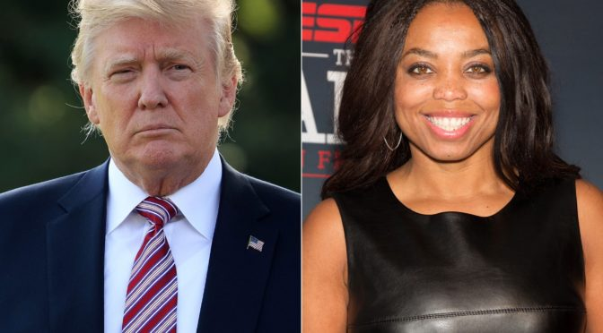 Vlog 18: Jemele Hill, Donald Trump, Jerry Jones and Eminem