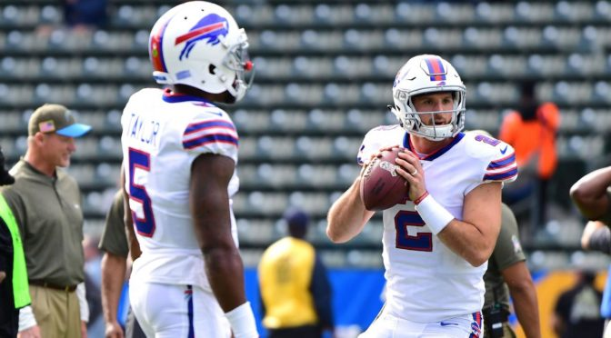 Vlog 25: A week later Tyrod Taylor is the starter again?